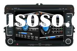 DVD 7 inch Special with touch screen car dvd players for VW-Magtion/Sagitar