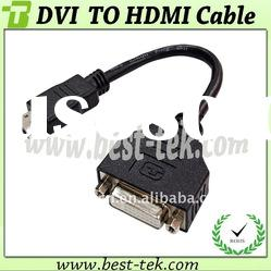 DVI TO HDMI Cable HDMI Male to DVI Female