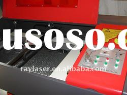 Dog tag laser engraver RL3060GU CO2 mini desktop laser cutting machine