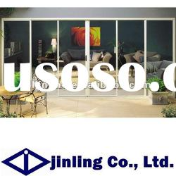 Double Pane Sliding Glass Doors Sliding Door For Living Room Sliding Bedroom Doors Factory
