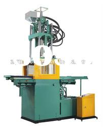 Double sliding injection molding machine(vertical plastic)