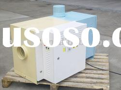 Electrostatic Oil Mist Cleaning Device for Machine Tools