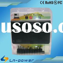 External laptop power battery bank compatible with Acer,Dell, HP,Sony,IBM,Toshiba,Panasonic etc