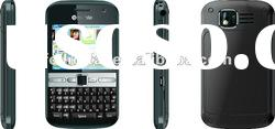 "FCK901 3G Qwerty Mobile Phone with MT6268 Chipset,3 Sim Card 3 Standby,2.4"" QVGA Screen"