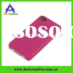 Factory Make Plastic Hard Covers Cases For Iphone 4 ,4G,4S