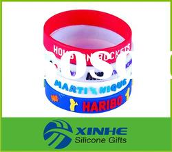 Factory price silicone wristband maker