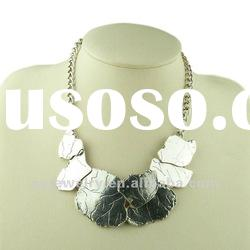 Fashion Fragments Pendant Necklace,Silver Alloy Necklace Jewellery