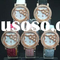 Fashion high-grade lava western watches