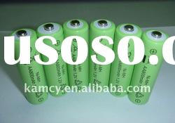 Flashlight NiMH Rechargeable Battery