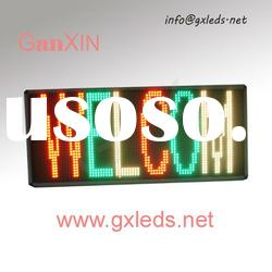 Full colour semi-outdoor alibaba express rental curve led video display screen