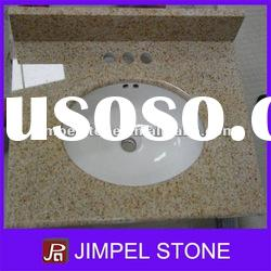 G682 Yellow Rust Granite Vanity Top