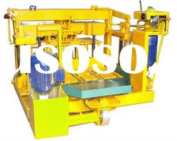 GOOD QUALITY!QTY4-30 Mobile Concrete egglayying block making machine,block machine