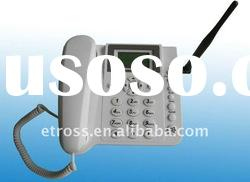 GSM FWT Phone with Two-way SMS Function&1 SIM Card Slot 900/1800MHz,850/1900MHz