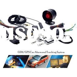 GSM/GPS/GPRS Car alarm and Tracking system