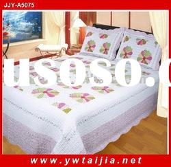Good Texture Cotton Soft White Comforter Set