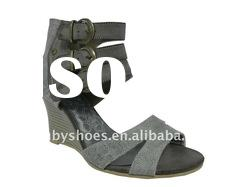Good quality & best price European style high heel women shoes