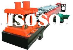 Groovy bridge roll forming machine