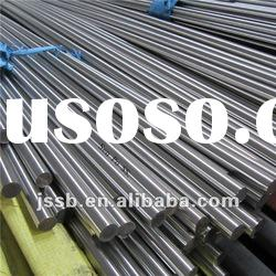 H9 ground surface AISI 304 Stainless steel round bar/steel rods manufacture direct sale