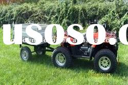 HDT14A utility ATV/buggy Trailer for 300cc atv