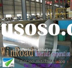 HOT DIPPED Aluminum zinc alloy coated steel sheets