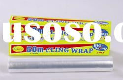 HOT SALE!!! PE Cling wrap film for Food
