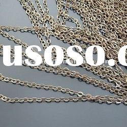 HOT!!Wholesale!! 3% OFF!!Alloy snake necklace chain for DIY accessory for men or women!!