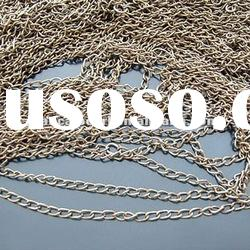 HOT!!Wholesale!! 4% OFF!!Alloy snake necklace chain for DIY accessory for men or women!!