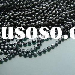 HOT!!Wholesale!! 4% OFF!!Black alloy snake necklace chain for DIY accessory for men or women!!