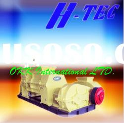 HT-single vacuum clay extruder-- used concrete block making machine