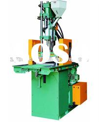 Heavy double sliding plastics molding machine(vertical plastic,FOMTEC double sliding)