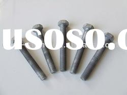 Hex Bolts with Hot-Dip Galvanized