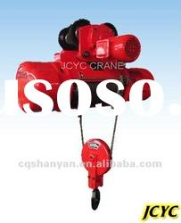 High Quality CD electric wire rope Hoist lifting machine for construction