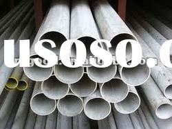 High quality 316 stainless steel pipe/ stainless steel pricing