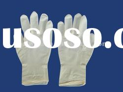 High quality examination latex disposable gloves