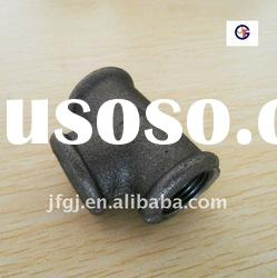 Hot Dip Galvanized Malleable Iron Pipe Fittings Tee