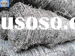 Hot Dipped Galvanized Barbed Wire Factory Price