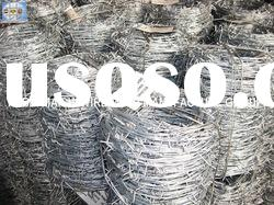 Hot Dipped Galvanized Barbed Wire Manufacturer