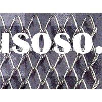 Hot SelledPVC coated& electro galvanized Chain Link Fence(manufacturer))