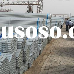 Hot dipped galvanized steel pipe/Water Pipe