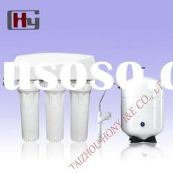 Household RO System Water Filter Machine/RO Water Purifier/Undersink/Cabinet RO water Filter