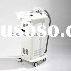 IPL system equipment for hair removal making the skin whitening