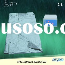 Infrared Air Wave Slimming Rug Sauna Blanket Body Wrap,Slimming equipment.electric wrap system