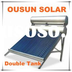 Integrated Non-Pressurized Solar Water Heater System