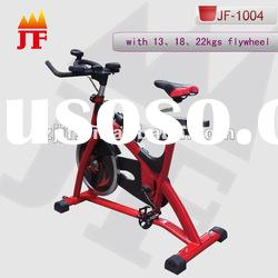 JF-1004 Indoor Fitness Equipment Exercise Bike (Flywheel:13kgs New Design)