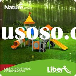 Kids Outdoor Playground For Sale LE-ZR006