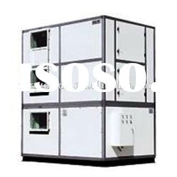 LCD control Energy recovery cabinet air conditioner