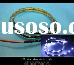 LED Undercar Underbody Underglow Kit Neon Strip Under Car Body Glow Light Tube U