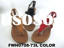 Latest ladies sandals designs summer 2012