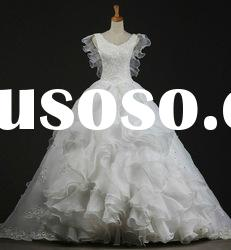 Latest new design ballgown wedding gowns and bridal dress