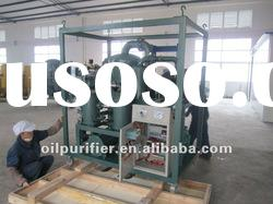 Lubricant Oil Filtration/ Used Hydraulic Oil Recycling/ Oil Demulsiifying Machine